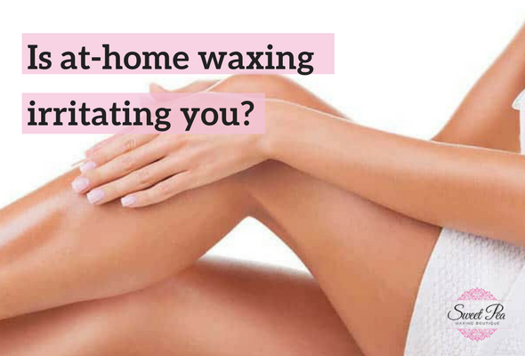Is at home waxing irritating you