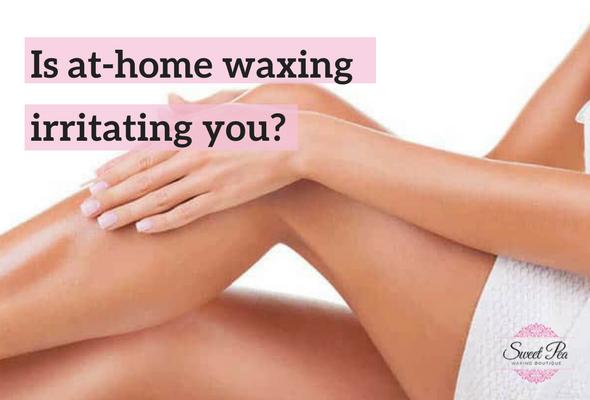 Bikini wax sweet pea waxing is at home waxing irritating you solutioingenieria Image collections
