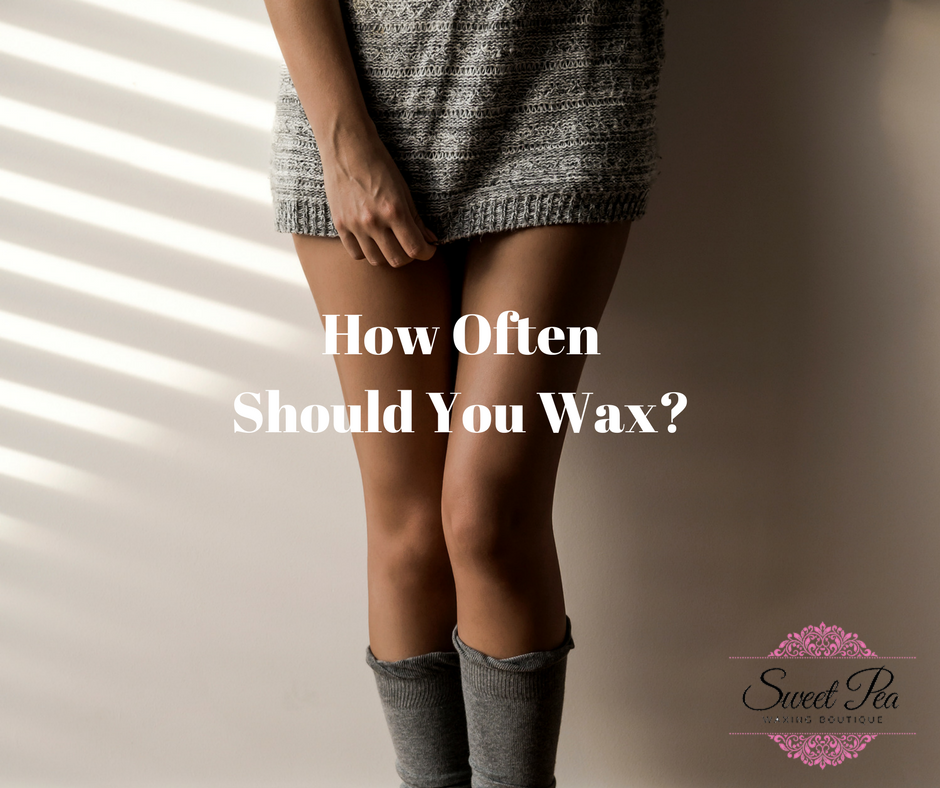 How Often Should You Wax Sweet Pea Waxing